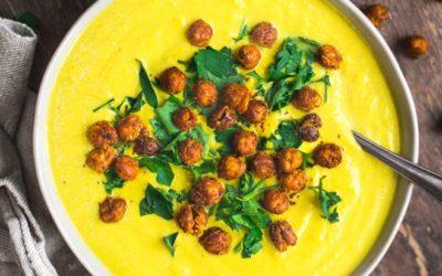 Golden Goddess Soup